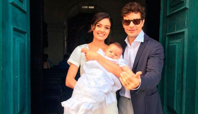 Otto é filho de Sophie Charlotte com o também ator Daniel de Oliveira - Foto: Reprodução | Instagram