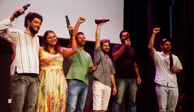 O prêmio principal foi para os longas-metragens