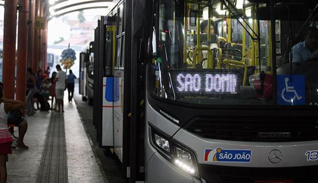 Iniciativa partiu dos próprios assistidos, que solicitaram à Secretaria de Transporte de Feira - Foto: Luiz Tito l Ag. A TARDE