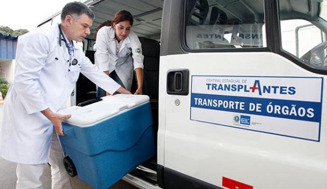 Pela quarta vez consecutiva, o Programa Estadual de Transplantes (PET) bateu seu recorde - Foto: Andre Gomes de Melo | GERJ | 11/09/2012