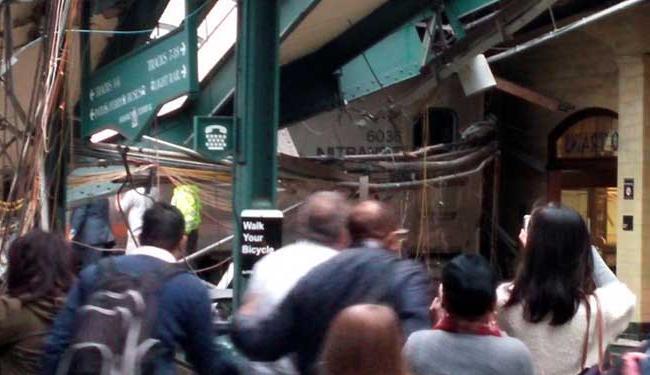Acidente aconteceu na hora do rush - Foto: Chris Lantero | Reuters