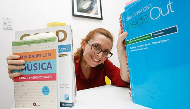 Turismóloga, Daniela passou a dar aulas - Foto: Mila Cordeiro l Ag. A TARDE