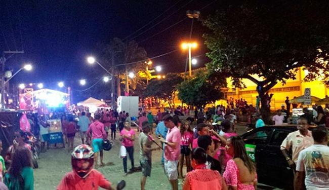 Uma pessoa morreu e seis foram baleadas durante comício - Foto: Reprodução | Site Giro Ipiaú
