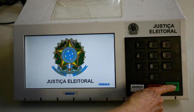 Até o dia da votação, eleitor só é preso se for em flagrante - Foto: Margarida Neide   Ag. A TARDE