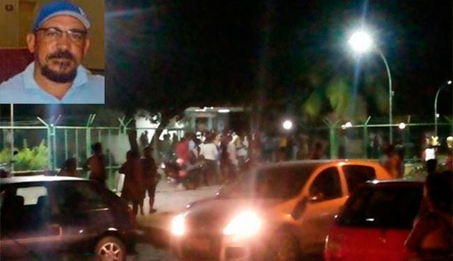 Vereador participava de carreta de colega de partido - Foto: Reprodução | Central Notícia