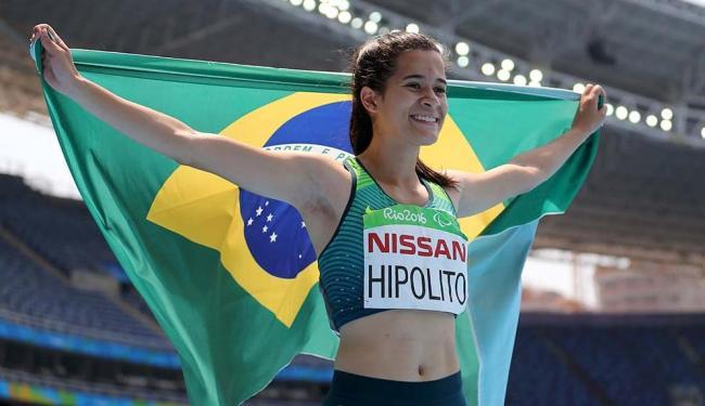 Verônica Hipólito marcou o tempo 1min03s14, em uma prova disputada em alto nível - Foto: Sergio Moraes | Agência Reuters