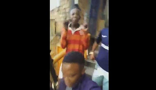Polícia investiga homens que aparecem em vídeo - Foto: Reprodução | Youtube