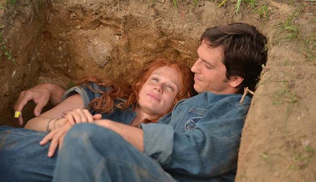 Os atores Mariana Ximenes e Vladimir Brichta em cena do filme - Foto: Divulgação