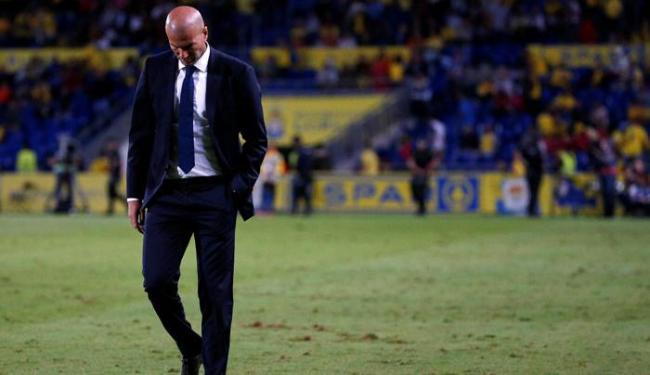 O Real Madrid empatou com o Las Palmas por 2 a 2 no último jogo do Espanhol - Foto: Juan Medina | Reuters