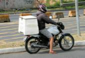 Moto usada é opção para ir ao trabalho | Foto: