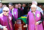 Corpo de Claudelino Miranda é sepultado no Jardim da Saudade | Foto: