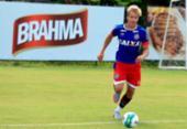 Bahia faz último treino tático em Salvador antes de pegar o Oeste | Foto: