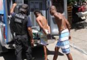 Polícia prende três em ação no Nordeste de Amaralina | Foto: