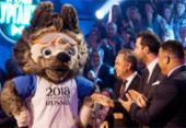 Fifa apresenta o lobo Zabivaka como mascote para a Copa do Mundo de 2018 | Foto: