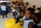 Instituição ganha brinquedoteca no bairro do Uruguai | Foto: