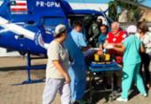 Ciclista alemã é encontrada desmaiada e resgatada de helicóptero na Bahia | Foto: