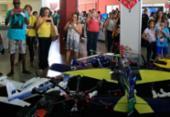Exposição de ciência leva 12 mil pessoas ao Cimatec | Foto: