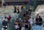 STJD suspende organizadas do Corinthians e interdita parte da arena | Foto: