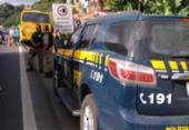 Polícia localiza carro usado por assaltante para fugir após tiros em ônibus | Foto: