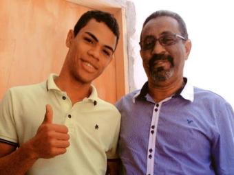Alan morreu afogado uma semana depois da vitória do pai - Foto: Reprodução | Site Geraldo Jose