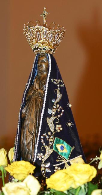 Santuário espera receber 163 mil fieis nesta quarta - Foto: Elói Corrêa | Ag. A TARDE