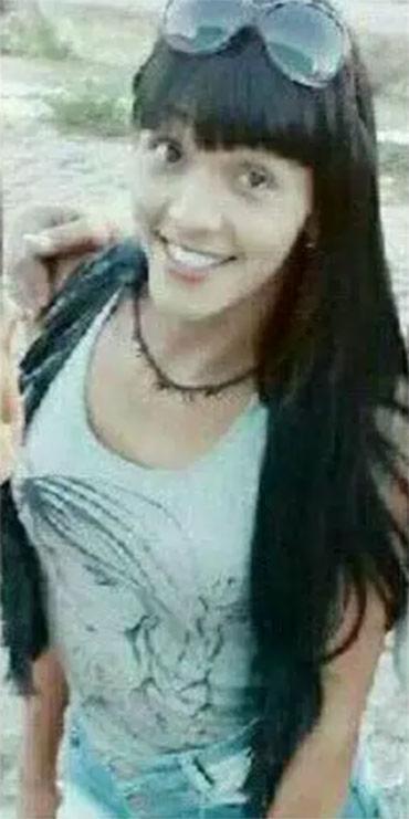 Natylla Mota Barreto, 21 anos, foi agredida no dia 8 de outubro - Foto: Reprodução   GGB