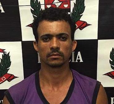 César foi preso na cidade de Carapicuíba em SP - Foto: Ascom | Polícia Civil
