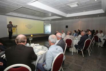 Campanha foi lançada esta terça-feira na sede da Casa do Comércio - Foto: Edilson Lima
