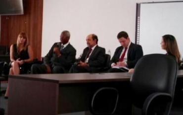 Tributaristas participaram de debate na Ufba - Foto: Divulgação