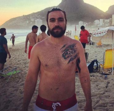 Lucas ficou famoso após conduzir o ex-deputado Eduardo Cunha à prisão - Foto: Reprodução | Instagram