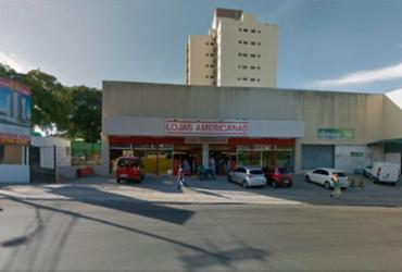 O assalto aconteceu por volta das 16h - Foto: Google Maps | Reprodução