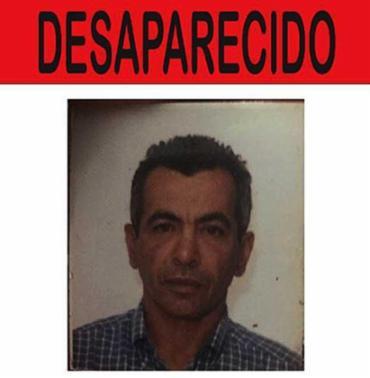 Luiz Carlos continua desaparecido - Foto: Divulgação
