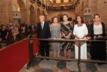 Missa marca celebração dos 90 anos de Waldir