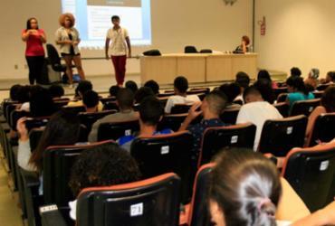 Estudantes realizam aulão na Ufba para o Enem 2016