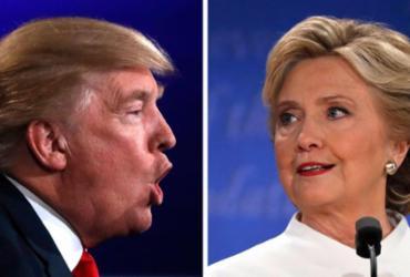 Pesquisa mostra Hillary com 12 pontos de vantagem sobre Trump