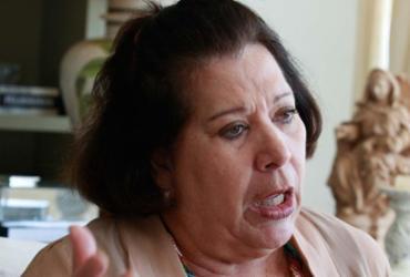 'Partidos são casas de negócios', diz ex-ministra Eliana Calmon | Foto: Xando Pereira | Ag. A TARDE