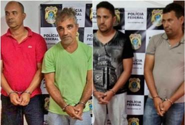 Polícia prende suspeitos de roubar agência dos Correios