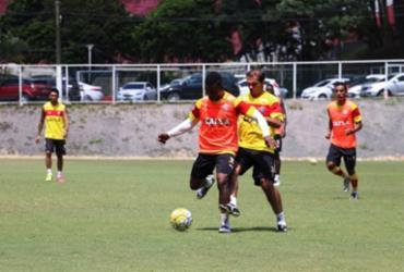 Reforços devolvem confiança ao Vitória; treino deve definir titulares