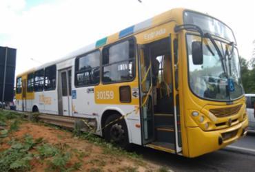 Suspeito morre e passageira é baleada em tentativa de assalto a ônibus na BR-324