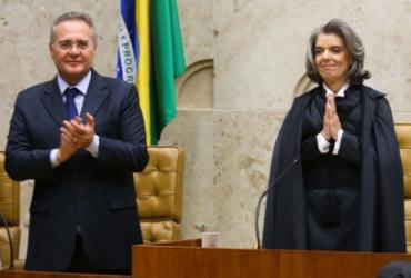 Cármen Lúcia marca julgamento que pode ameaçar cargo de Renan