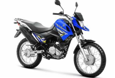Yamaha lança a Crosser 2017