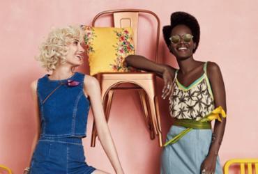 As grandes magazines preparam coleções bem coloridas para o verão | Foto: Divulgação
