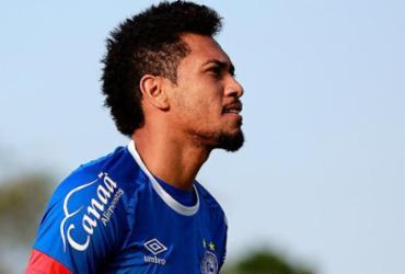 Poupado de treino, Hernane se diz revigorado para pegar o Ceará