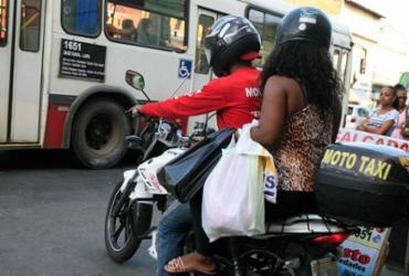 Prefeitura regulamenta serviço de mototáxi em Salvador