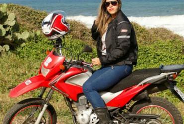 Botas garantem o estilo e a segurança dos motociclistas