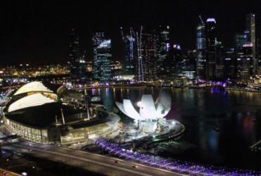 O futuro começa em Singapura