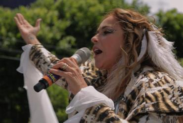 Daniela será atração do palco no Farol da Barra; SSP 'desaprova' estrutura