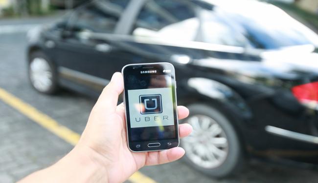 Aplicativo disse que possui ferramentas para evitar acidentes e orientar motoristas a serem cuidadosos - Foto: Joá Souza l Ag. A TARDE