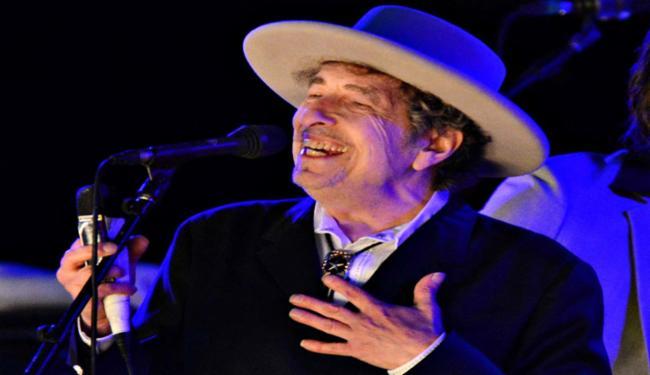 Dylan foi o primeiro compositor a ganhar uma Nobel de Literatura - Foto: Ki Price | Agência Reuters