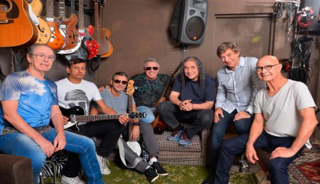 O grupo se apresenta no dia 5 de novembro na Arena Fonte Nova - Foto: Paulo Ty | Divulgação